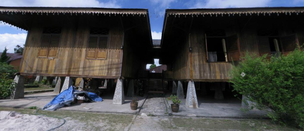 Rumah Adat Belitung » Budaya Indonesia